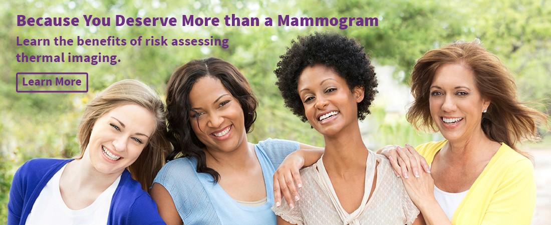 Because You Deserve More Than a Mammogram